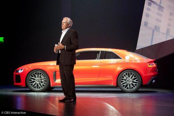 Автомобили Audi — платформа для мобильных технологий