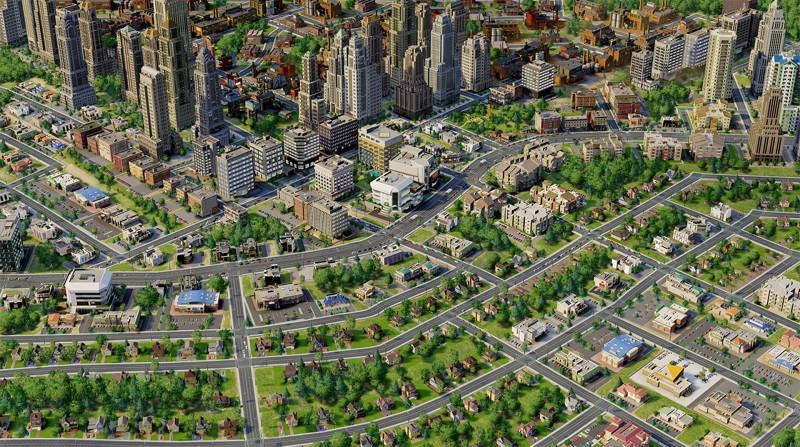 «SimCity» станет автономной и бесплатной