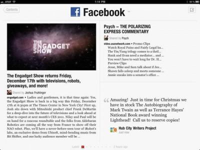 Проект Facebook