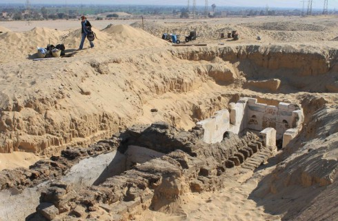 В Египте устанавливают личность фараона