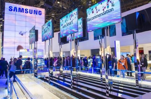 Инновации Samsung на CES-2014