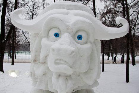 Зимний фестиваль открывается в Харбине