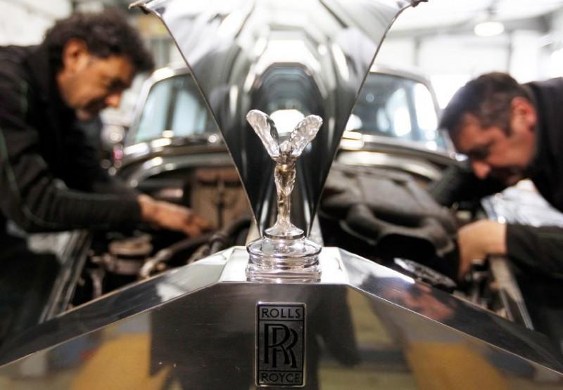 Рекордный год для Rolls-Royce
