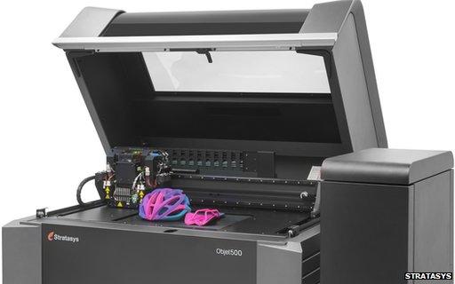 3D принтеры продолжают развиваться