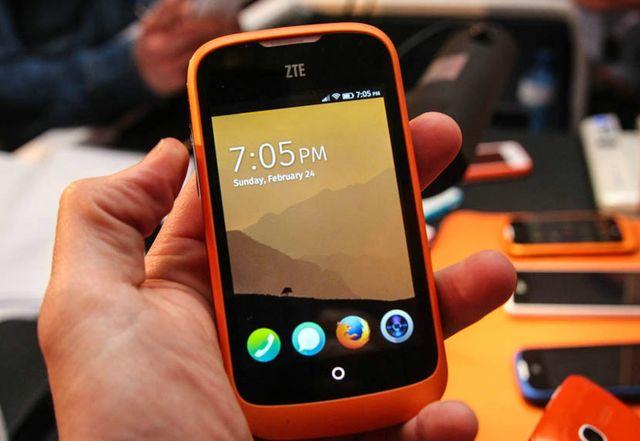 Firefox OS будет совместима со Smart TV