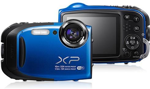 Абсолютно защищенный Fujifilm FinePix XP70