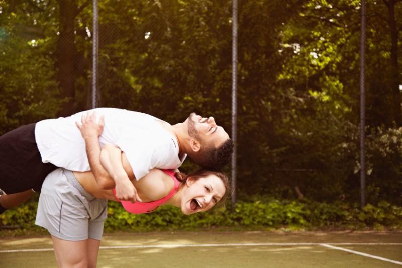 Женатые люди меньше занимаются спортом