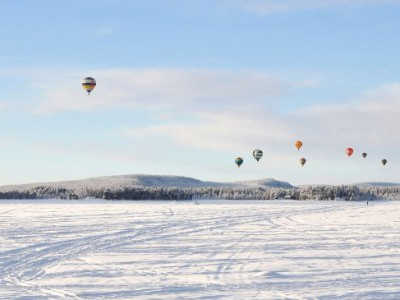 Arctic Balloon Adventure
