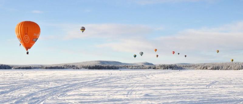 Арктический фестиваль воздушных шаров