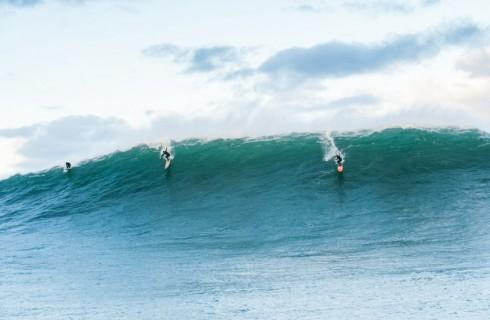 Шейн Дориан — покоритель гигантских волн