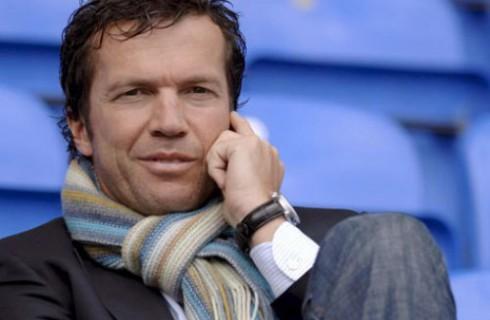 Лотар Маттеус: «Футбол можно сравнить с шахматами»