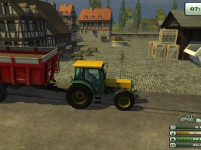 Симулятор фермерского хозяйства