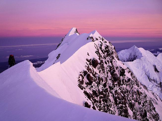 Гора Кука «потеряла» 30 метров