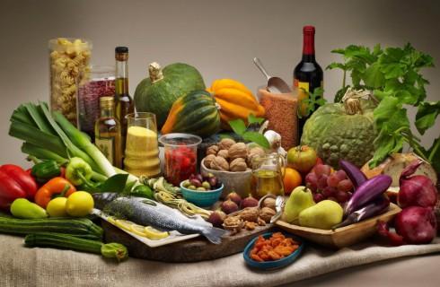 Средиземноморская диета защищает от сосудистых заболеваний