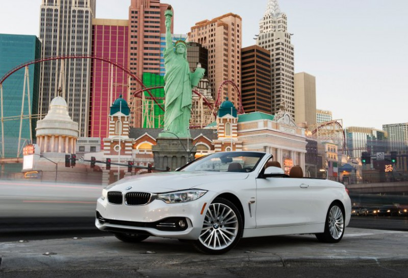 BMW 435i: спортивный, динамичный, но слишком простой