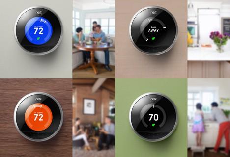 Google покупает производителя термостатов Nest Labs