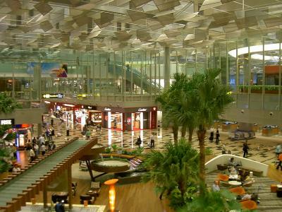Лучшие аэропорты мира. Аэропорт Сингапура Чанги