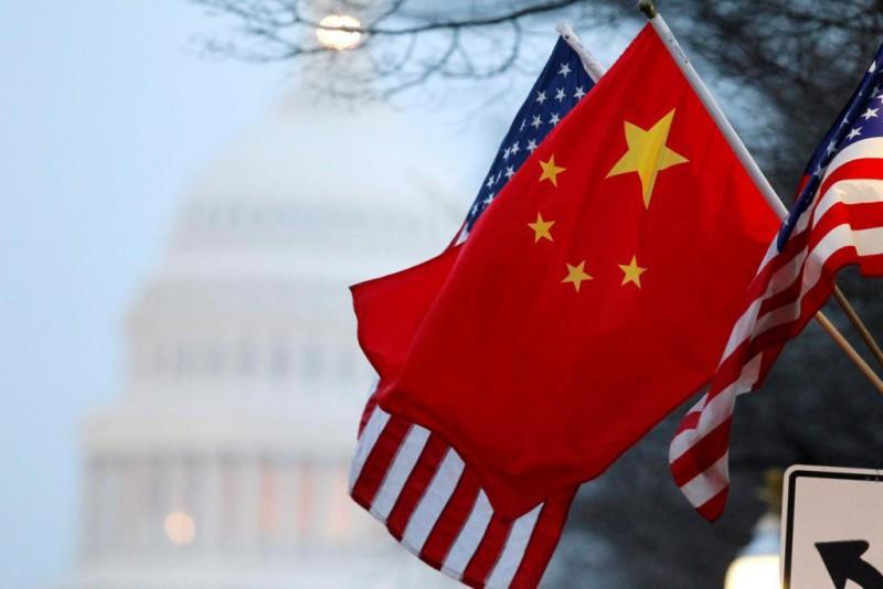 Китай снова обогнал США