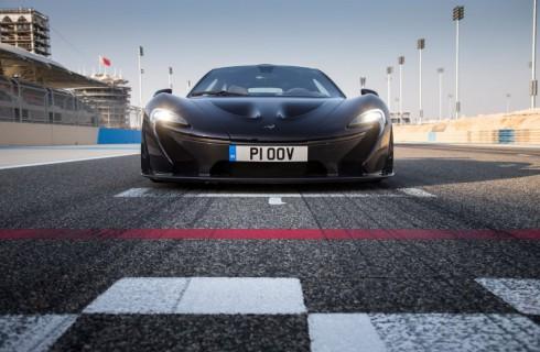 McLaren P1 – тот, что быстрее и круче Ferrari
