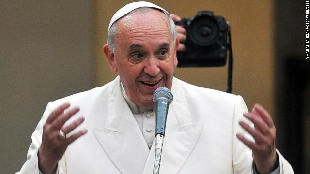 Барак Обама собрался навестить Папу Франциска