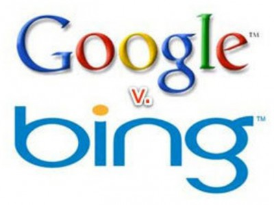 Bing в Google. Bing прокрался в рекламный блок Google