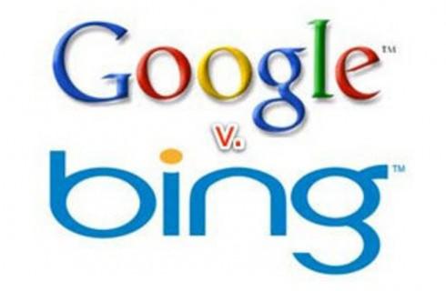 Bing прокрался в рекламный блок Google