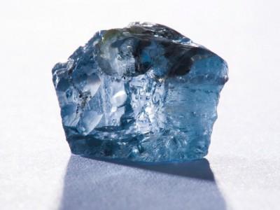 Синий алмаз из ЮАР