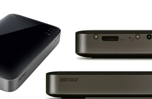 CES-2014: MiniStation Air HDD увеличивает свой объем
