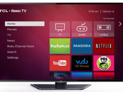 CES 2014: телевизоры компании Roku