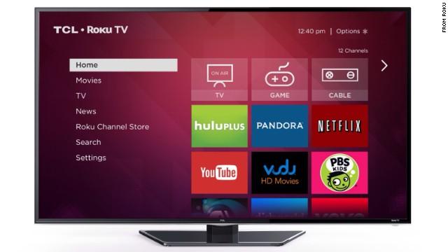 CES-2014: телевизоры компании Roku