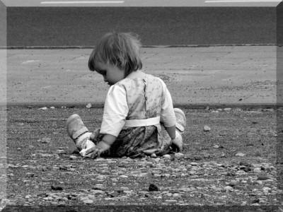 Детство: девочка