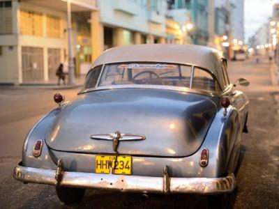 Кубинские автомобили на грани исчезновения
