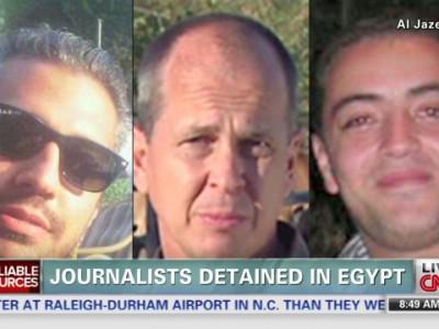Египетские власти задержали журналистов