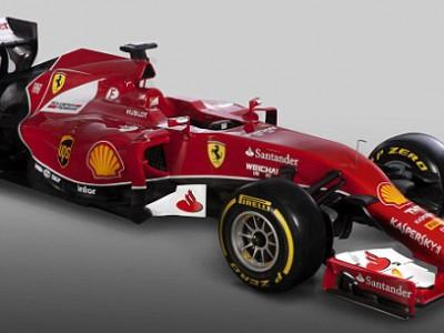 Ferrari удивляют болельщиков