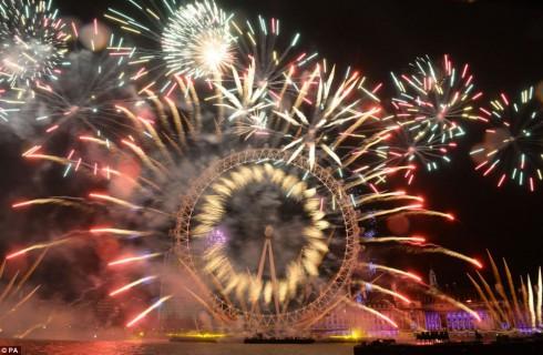 С Новым годом, мир!