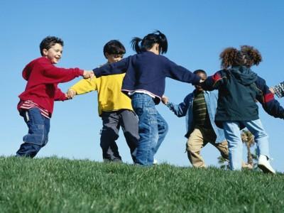 Подвижная детская игра