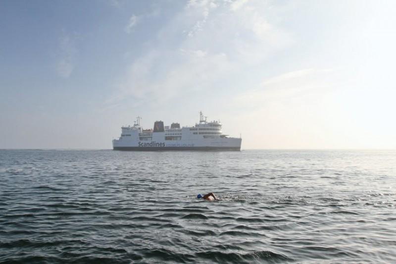 Экстрим-пловец Бруно Баумгартнер: тоска по морю