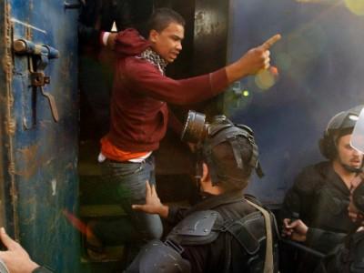 В Египте произошли столкновения с полицией