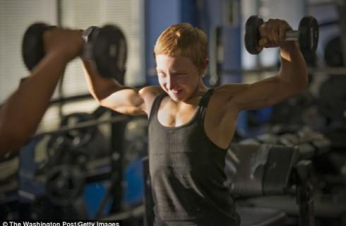 Джейк Шеленшлагер — 14-летний тяжелоатлет