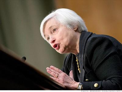 Джанет Йеллен возглавляет Федеральную резервную систему США
