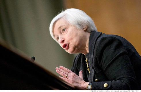 Джанет Йеллен возглавит Федеральную резервную систему США