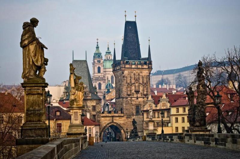 Чехия, отдых в столице