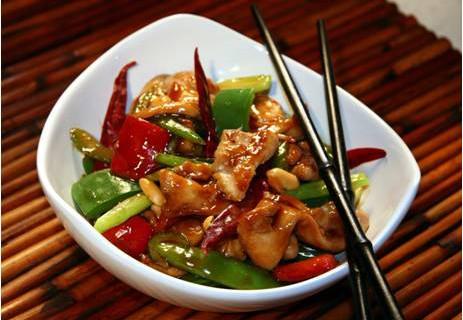 Лучшая китайская еда в Лаосе
