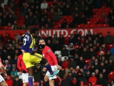 «Манчестер Юнайтед» вылетел с Кубка Англии