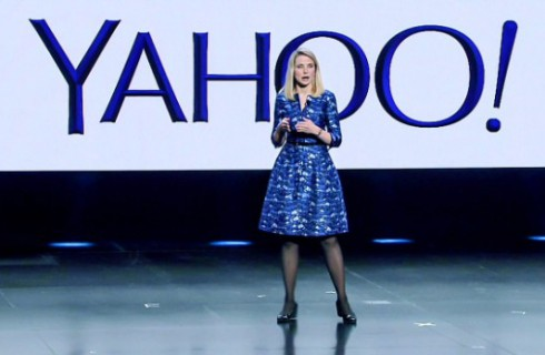 Марисса Майер рассказывает о будущем Yahoo