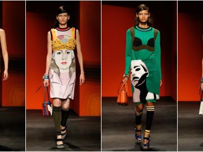 Модные тенденции весны-2014