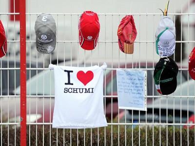 """""""Тихий марш"""" в поддержку Шумахера"""