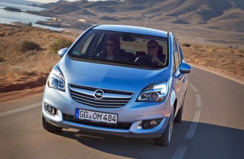 Opel Meriva, вдохновленный «Маленьким принцем»
