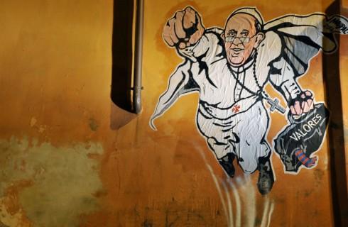 Супер-Папа спасет мир