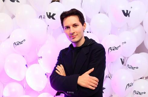 Павел Дуров подвел итоги работы «ВКонтакте» в 2013 году
